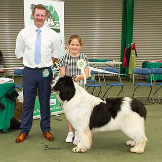 Best White and Black In Show from the 4 August 2018 Open Show