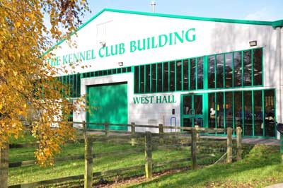 The Kennel Club Building at Stoneleigh