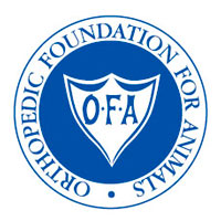 Orthopedic Foundation for Animals logo
